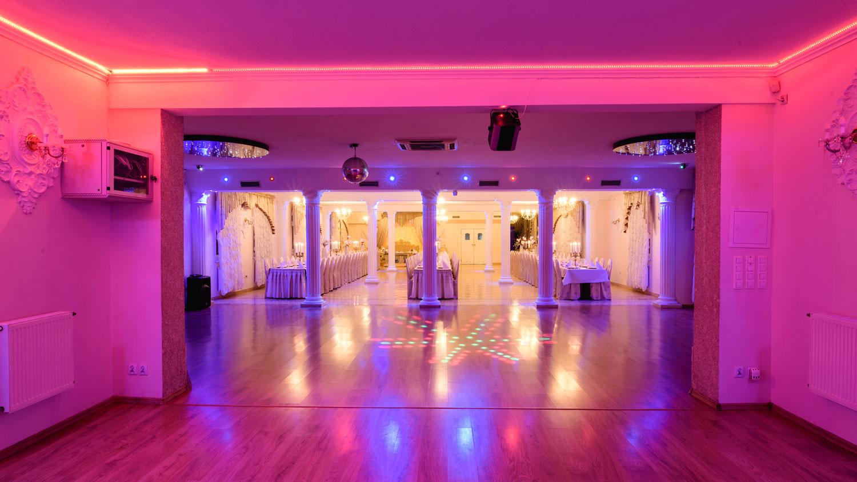 dom weselny, sala weselna Las Vegas Nowy Sącz