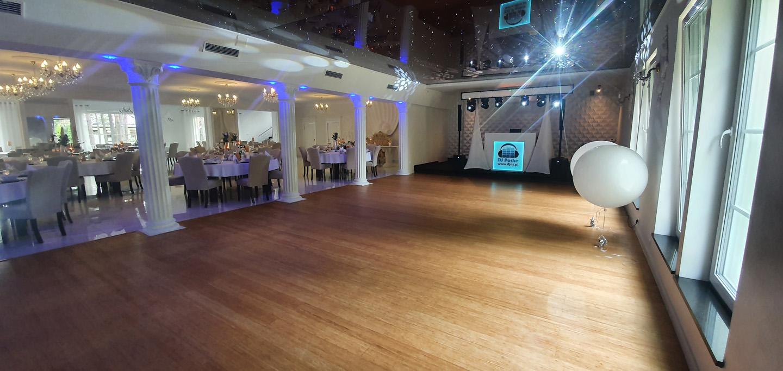 sala taneczna, dom weselny
