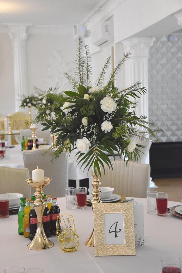 sala dla gości, dom weselny Nowy Sącz